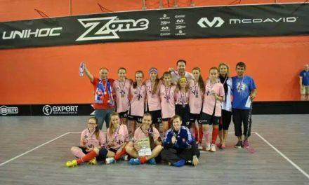 NTS FK-ZŠ Nemšová po šiestykrát na Prague Games!