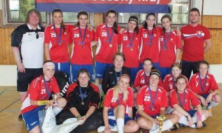Bratislavský dievčenský výber má za sebou prvú sezónu!