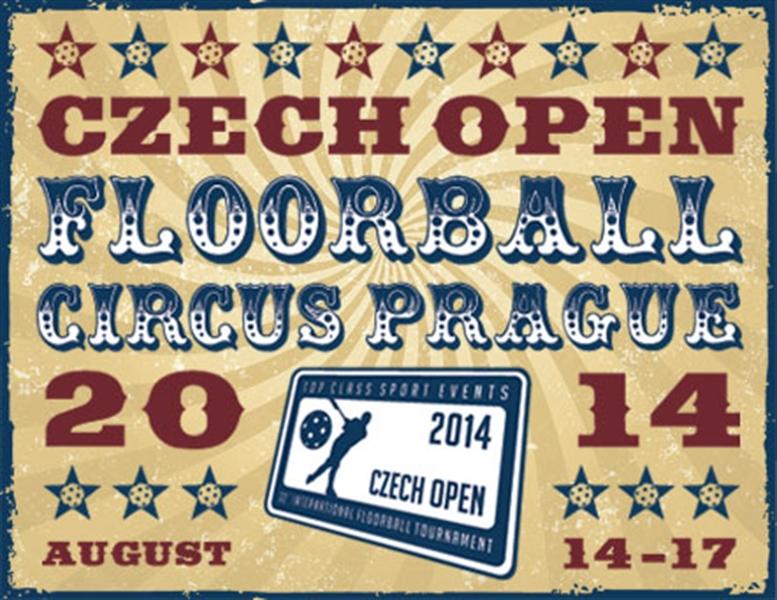 Rozpis zápasov na Czech Open 2014