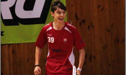 Veľké talenty slovenského florbalu – Lukáš Ujhelyi