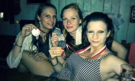 Vítkovické ženy si z Zürichu odvážajú strieborné medaily.