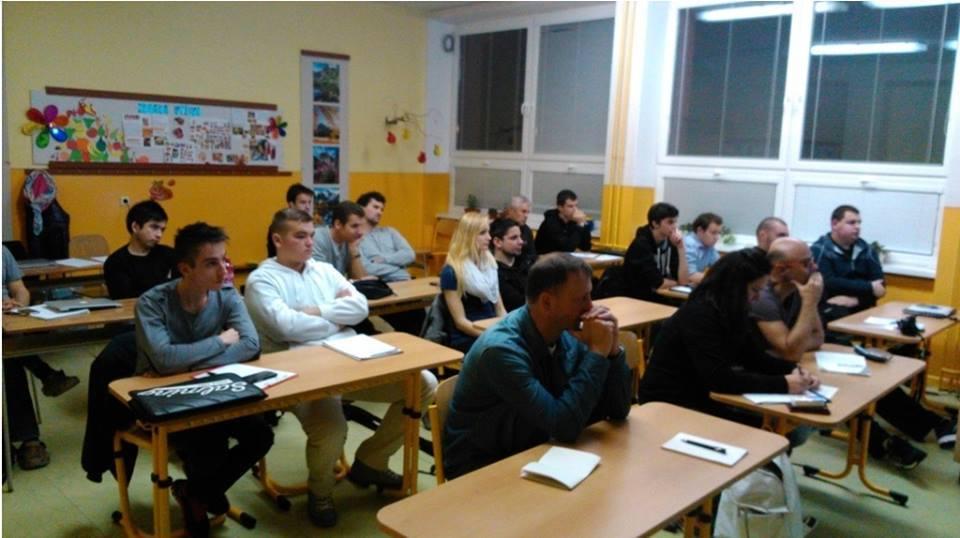 Na Kysuciach sa konalo školenie trénerov.