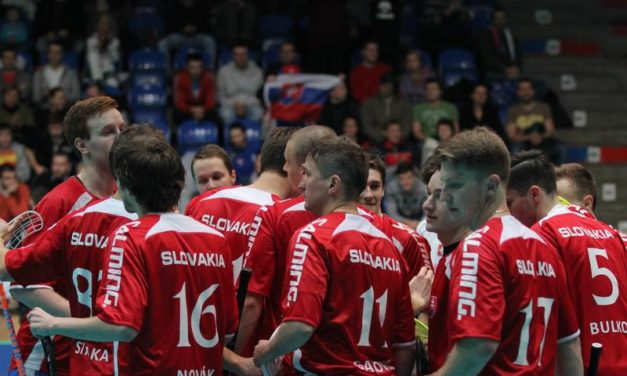 Konečná nominácia reprezentácie mužov na decembrové Majstrovstvá sveta.