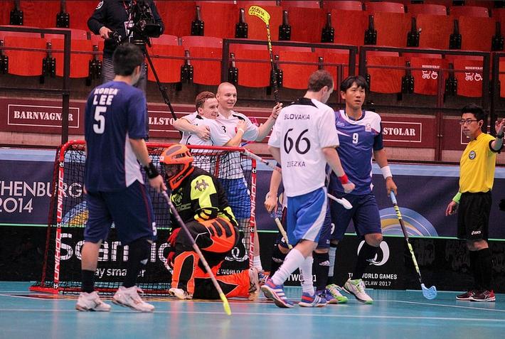 MS: Slováci deklasovali Kóreu a zabezpečili si miesto v osemfinále!