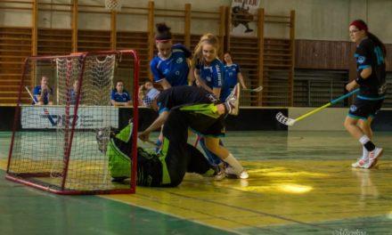 Ženská 1. Liga s dohrávkou na Kysuciach.