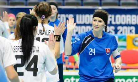 """Lucia Košturiaková: """"Domáce majstrovstvá sveta sú motivácia ešte pri florbale vydržať."""""""