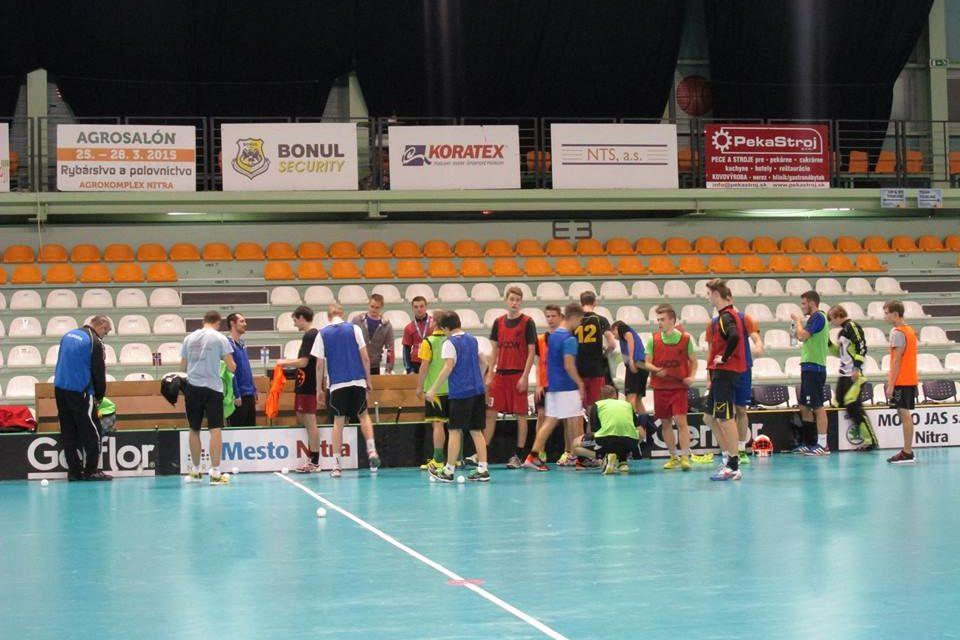 Juniorská reprezentácia začína prípravu na MS 2017.