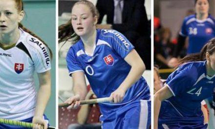 Vo finále ankety Florbalistka roka medailistky z českej extraligy aj talentovaná Paulína Hudáková.