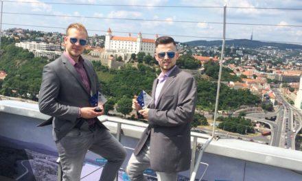 Rozhodcami roka Roman Sklenica – Tomáš Beňo!