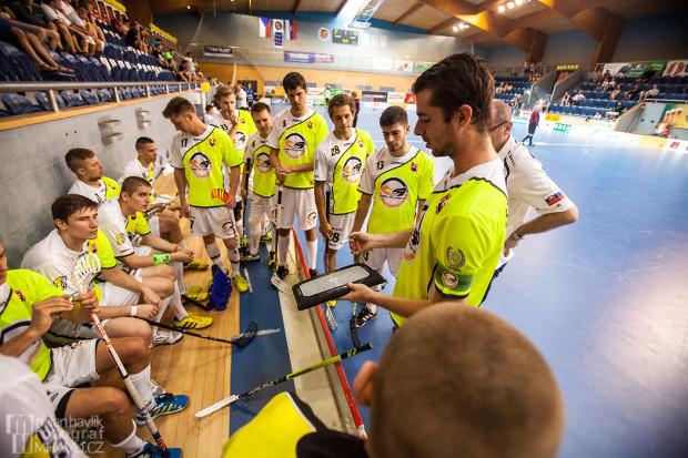Florko Košice a ženy Mikuláša Prešov preverí pred novou sezónou turnaj South Bohemia HB Beton Cup.