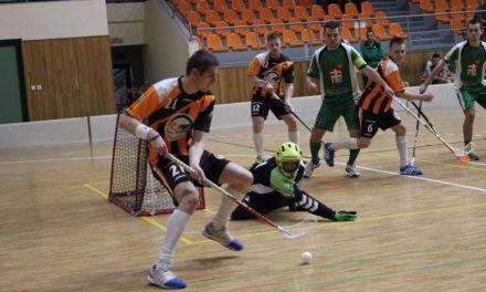 Košické Florko si ustrážilo vedúcu pozíciu, Hurikán s Nižnou bojujú o play-off.