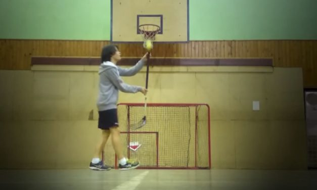 VIDEO: 16-ročný Michal Dudovič ukazuje svoje florbalové zručnosti!