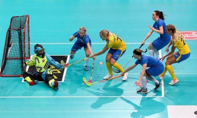 MS: Slovenky vo štvrťfinále so cťou podľahli Švédsku.