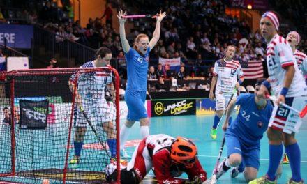 VIDEO: Zostrih zápasu Slovensko vs USA!