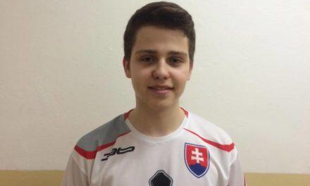 Skvelý Šimon Leško ako prvý prekročil stobodovú hranicu v Juniorskej extralige!
