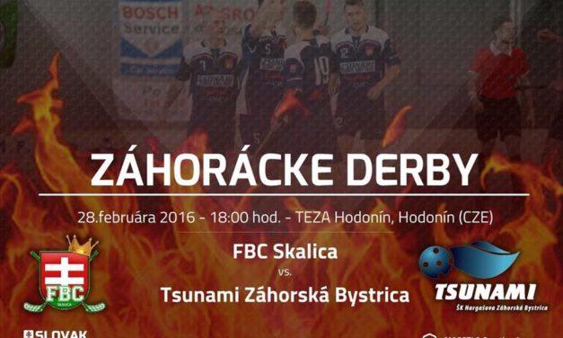 Kto sa vyhne baráži? To nám ukáže zajtrajšie Záhorácke derby!