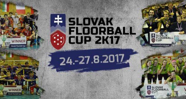 Slovak Floorball Cup 2K17 bude prepisovať historické tabuľky!
