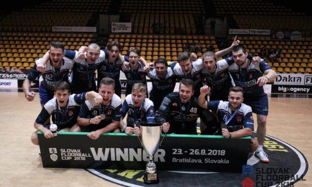 Slovak Floorball Cup nesklamal ani tento rok: Na finále vyše 1100 fanúšikov!