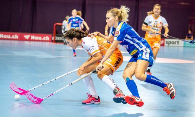 Katarína Klapitová sa po dvoch sezónach vrátila do Švajčiarska.