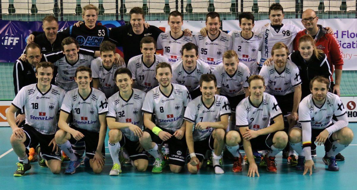 Svetový florbal v Prešove: Predstavujeme tím Nemecka