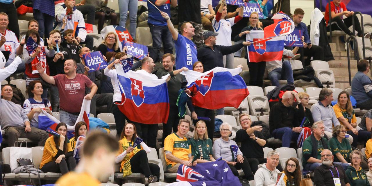 Jednoznačná výhra nad Austráliou