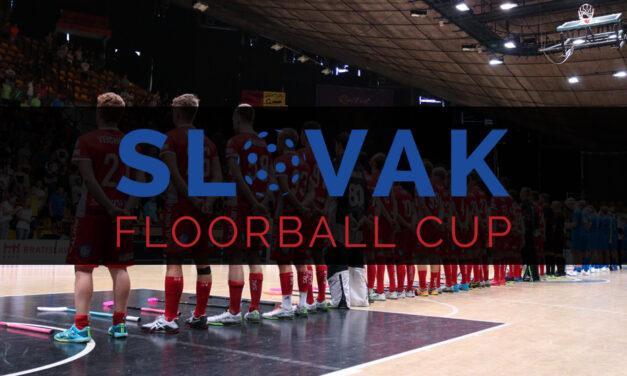 Otvorená registrácia na Slovak Floorball Cup dáva šancu elite i talentom