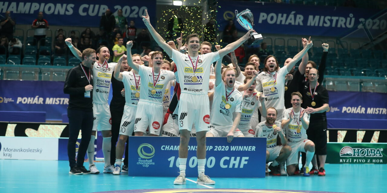 CHAMPIONS CUP OD SEZÓNY 2023/2024 V NOVOM FORMÁTE