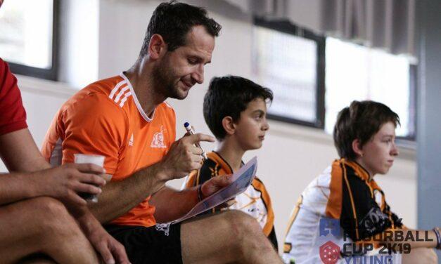 """Daniel Baránek: """"Slovak Floorball Cup je vhodná predsezónna príprava po športovej, ale aj kolektívnej stránke."""""""